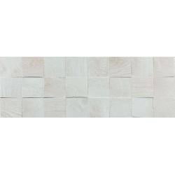 Porcelanosa Taco Oxford Blanco rektifikált falicsempe 31,6x90 cm
