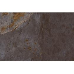 Porcelanosa Tibet Black S-R rektifikált padlólap 43,5x65,9 cm