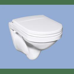 Alföldi Miron Mélyöblítésű Fali WC 5693 59