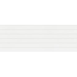 Porcelanosa Vetro Line Blanco rektifikált falicsempe 31,6x90 cm