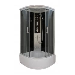Sanotechnik Vita CL97 íves hidromasszázs zuhanykabin 90 cm