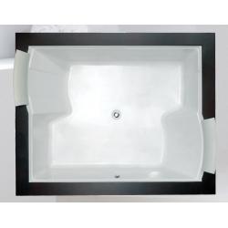 Wellis Nera Maxi különleges egyenes kád 185x150 cm