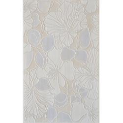 Zalakerámia Woodshine Bianco dekorcsempe 25 x 40 cm