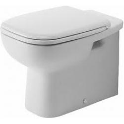 Duravit D-Code Mélyöblítésű Hátsó Kifolyású Álló WC 211509 00 002